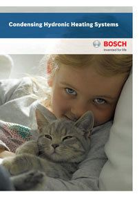 Bosch Hydronic Heating Brochure 1