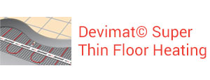 Sunray Devimat Super Thin Floor Heating