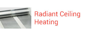 Sunray Radiant Ceiling Heating