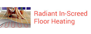Sunray Radiant In Screed Floor Heating