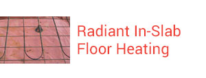 Sunray Radiant In Slab Floor Heating