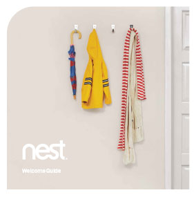 Nest Thermostat Brochure