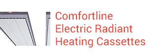 Comfortline Electric Radiant Heating