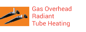 Gas Overhead Radiant Tube Heating